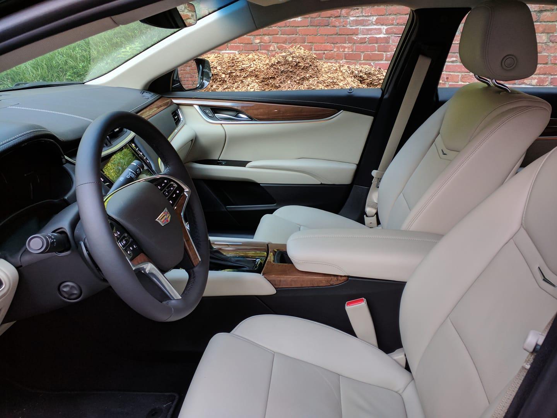 CadillacXTS Interior